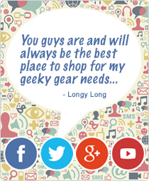 Join Gadgets 4 Geeks Social Media