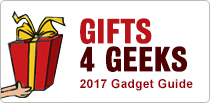 Gifts for Geeks Gadget Guide