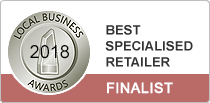 Local Business Awards Finalist