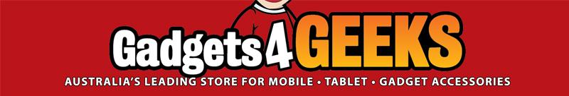 Gadgets 4 Geeks Newsletter