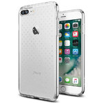 Flexi Shock Air Cushion Case for Apple iPhone 7 Plus - Clear