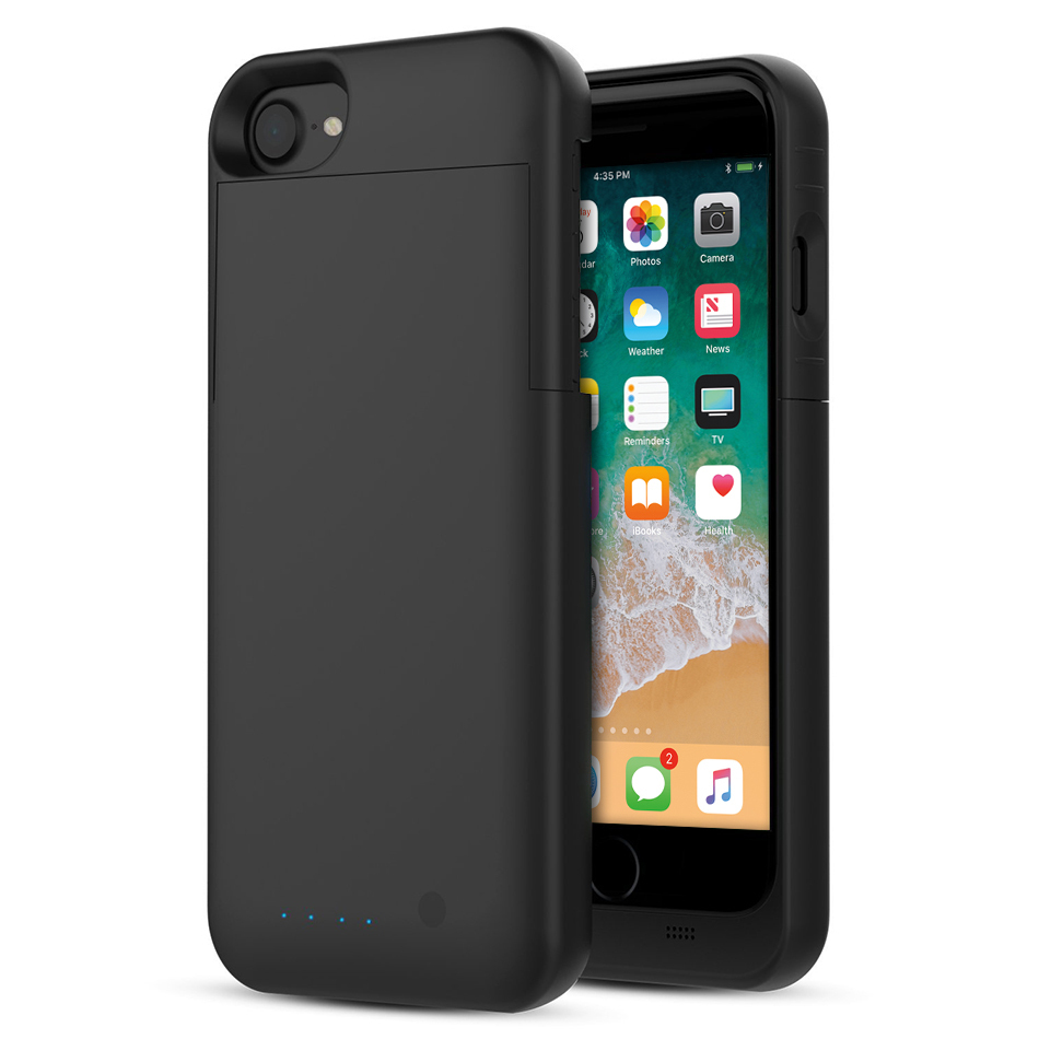 3200mah Mfi Battery Charger Case Apple Iphone 8 7 6s