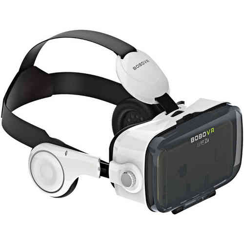 BoBo VR Z4 3D Virtual Reality HD Headset with Headphones