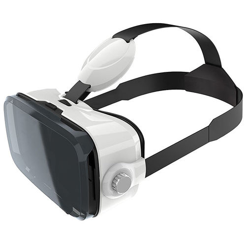 BoBo VR Z4 Mini HD Virtual Reality Headset (3D Glasses) - White