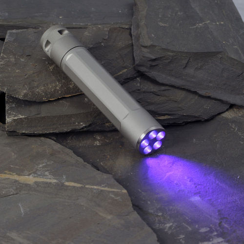 Inova X5 Lithium Powered 5-LED Flashlight Torch - Ultraviolet