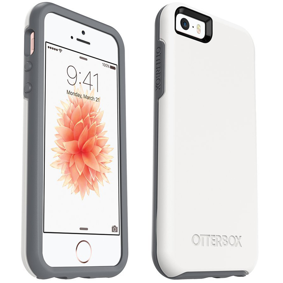 Otterbox Symmetry Case Apple Iphone 5s Se White