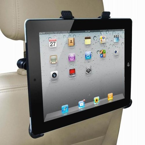 Universal Car Seat Headrest Mount for iPad / Galaxy Note / Nexus / Tablets