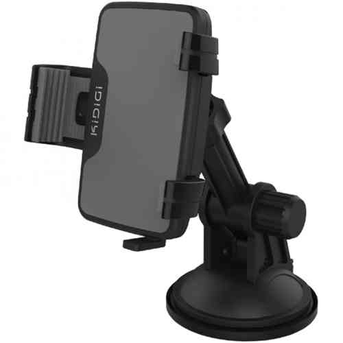Kidigi CU-01 Car Mount Holder & Micro USB Charger for Mobile Phones