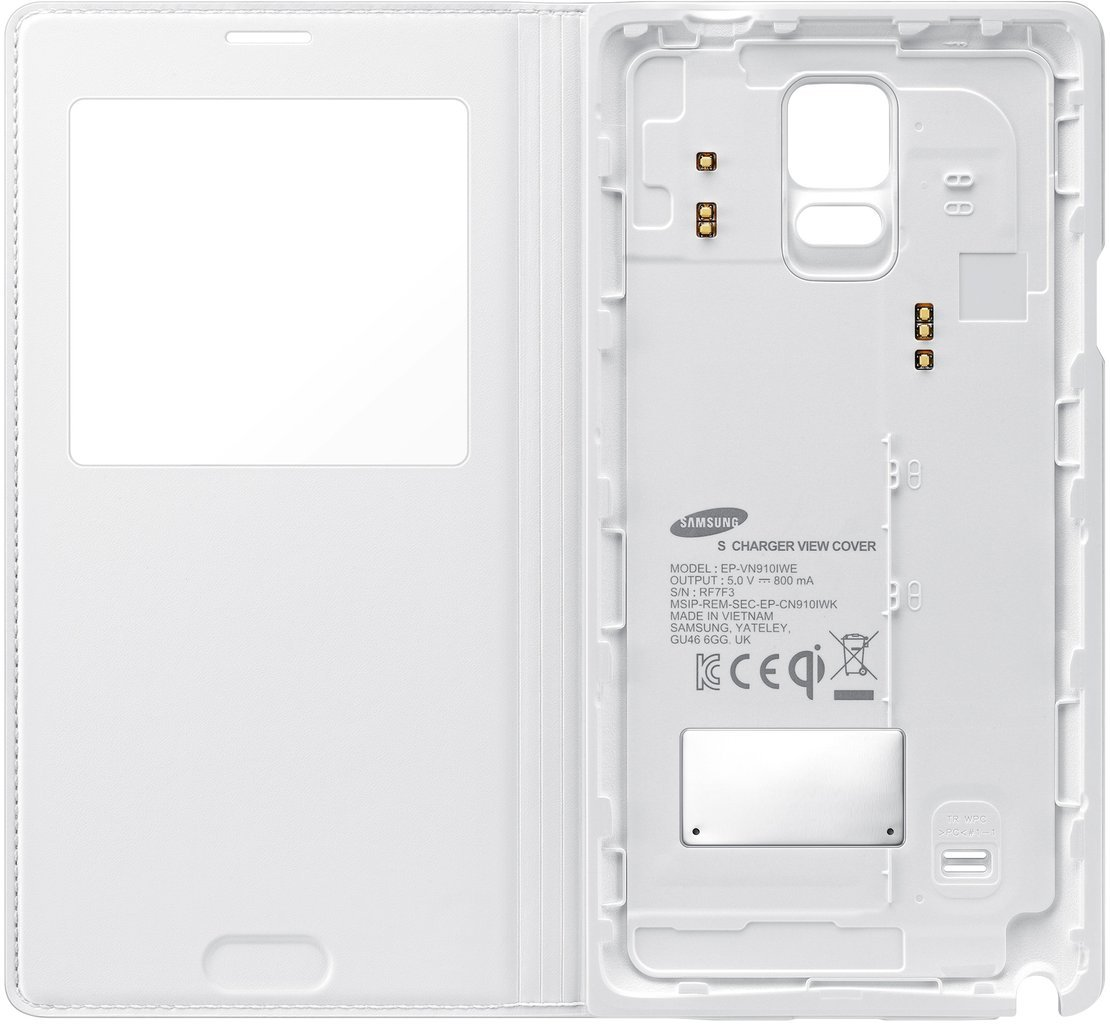 s view cover samsung galaxy note 4