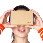 Google Cardboard 2.0 Virtual Reality VR Headset (2nd Gen) for Phones