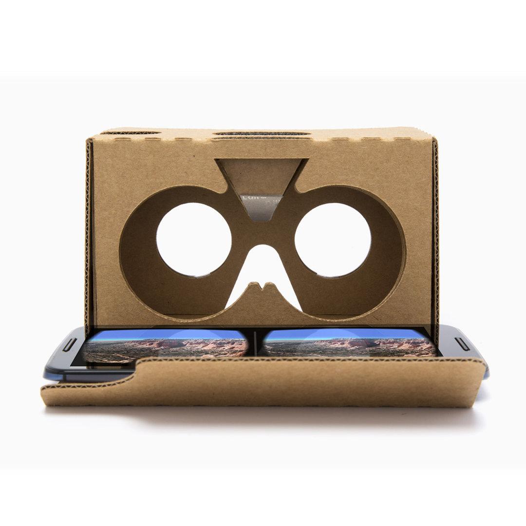 Google Cardboard v2.0 I/O 2015