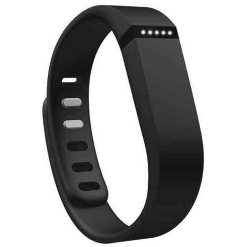 Replacement Wristband Bracelet for Fitbit Flex - Black