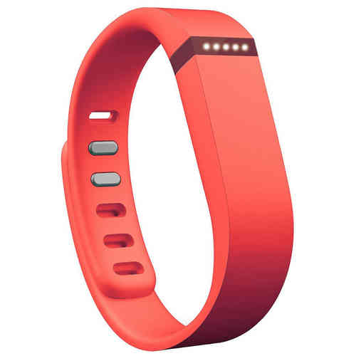 Replacement Wristband Bracelet for Fitbit Flex - Red