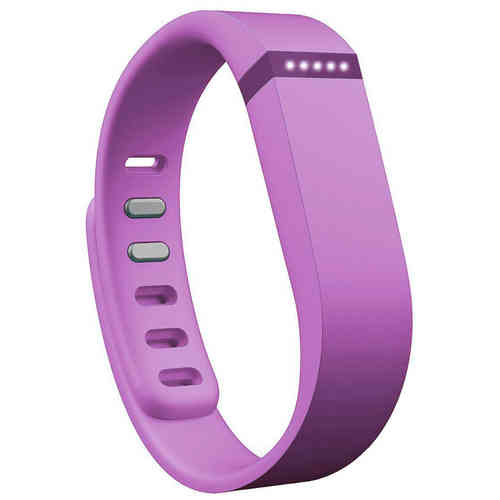 Replacement Wristband Bracelet for Fitbit Flex - Purple