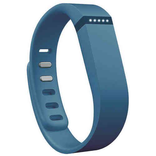 Replacement Wristband Bracelet for Fitbit Flex - Deep Blue