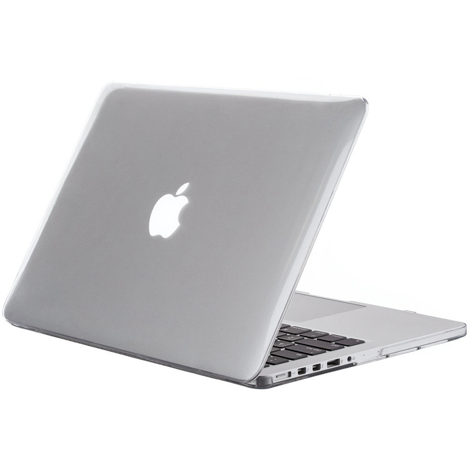 Crystal hard case apple macbook pro retina 15 inch clear for Apple product book