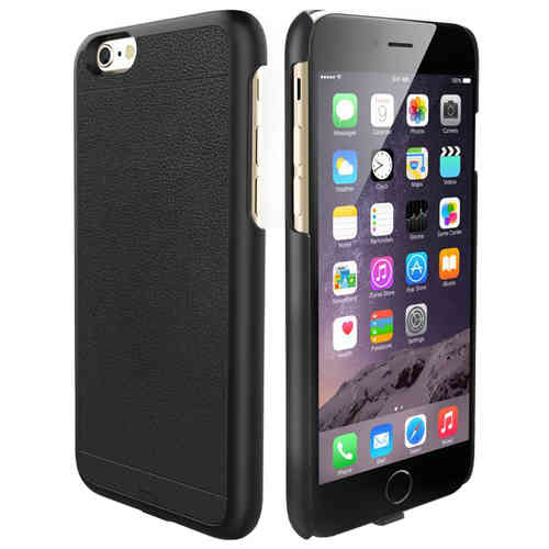 Qi Wireless Charging Case for Apple iPhone 6 / 6s - Black