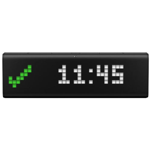 LaMetric Time Wi-Fi Smart Programmable Battery Clock with Apps