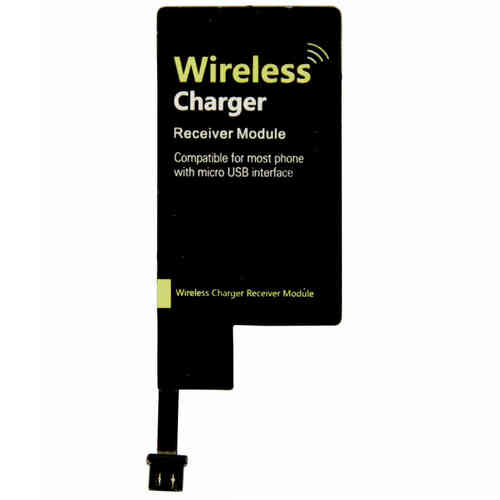 Micro USB Qi Wireless Charging Receiver Card (M3-Y02) for HTC Phones