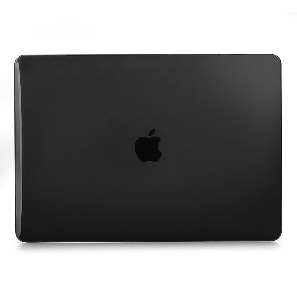 crystal hard case 15 retina macbook pro 2016 black. Black Bedroom Furniture Sets. Home Design Ideas