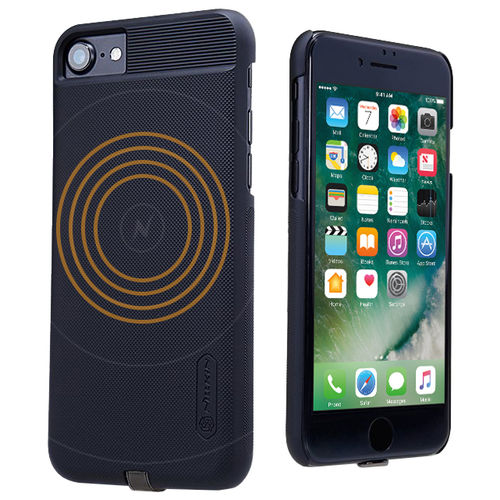 Nillkin Magic Case Wireless Charging Cover for Apple iPhone 7 - Black