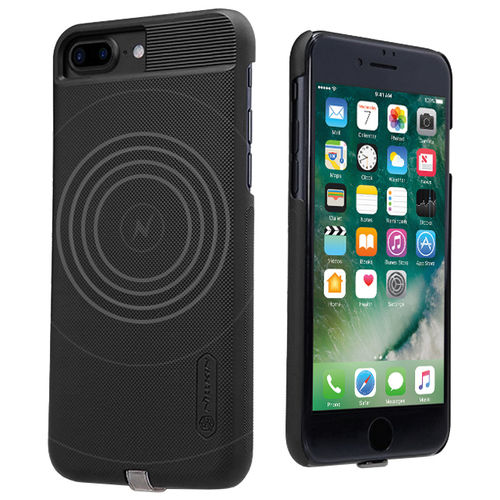 Nillkin Magic Case Wireless Charging Cover for iPhone 7 Plus - Black