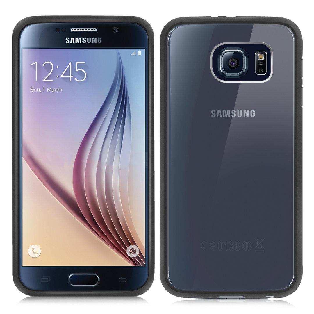 Galaxy S6 Otterbox: Samsung Galaxy S6 (Black