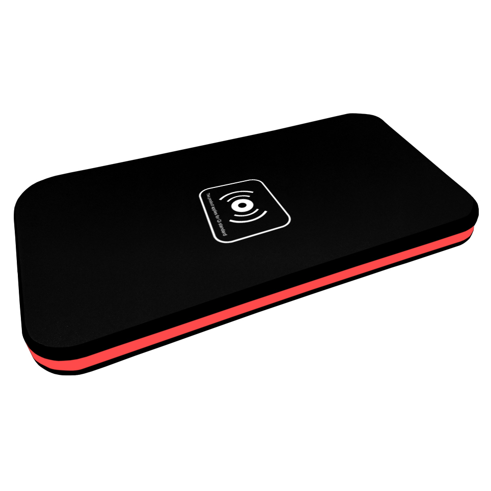 Universal Qi Wireless Charging Pad For Mobile Phones