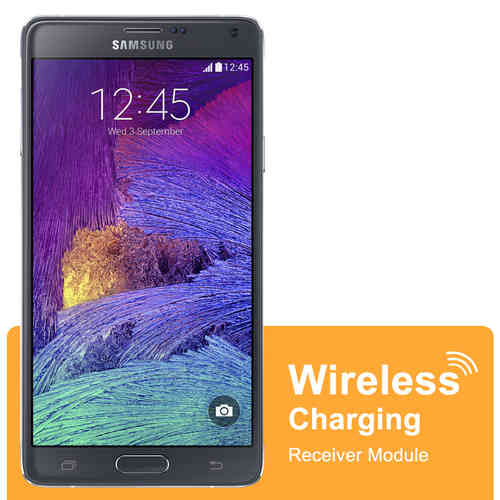 Qi Wireless Charging Receiver Card (Module) for Samsung Galaxy Note 4