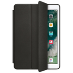 Trifold Smart Leather Sleep/Wake Case for Apple iPad Air 2 - Black
