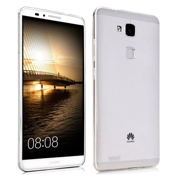 Flexi Crystal Case Huawei Ascend Mate 7 Clear