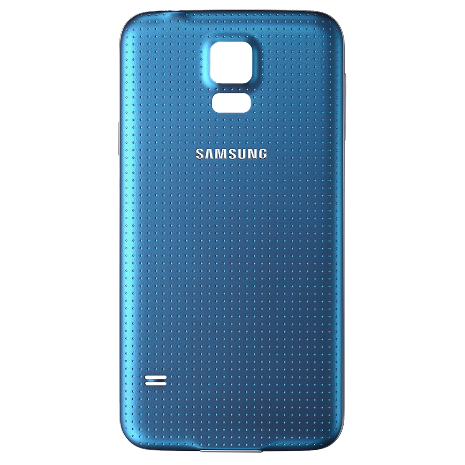 samsung galaxy s5 colors blue. replacement water resistant back cover for samsung galaxy s5 - blue colors