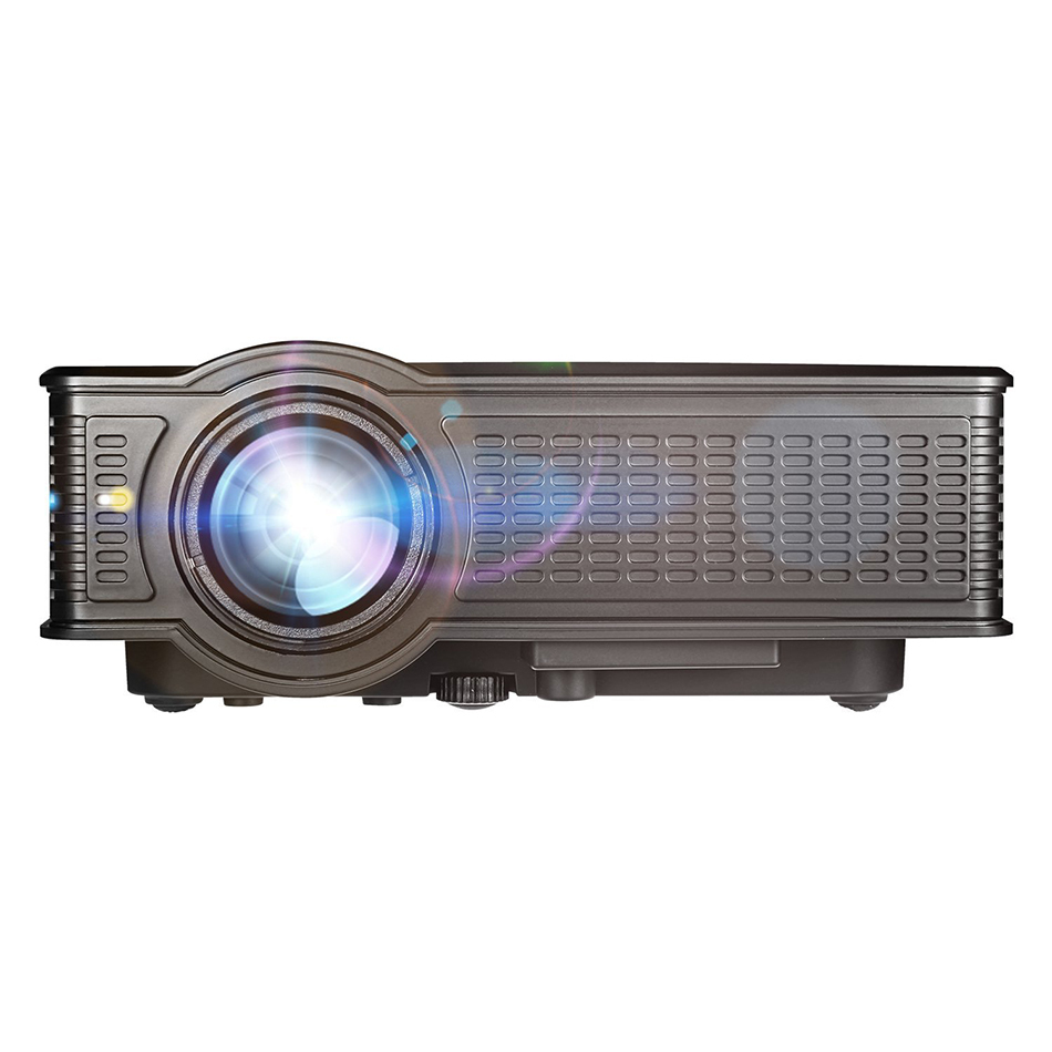 Sd50 hd home theatre cinema portable lcd led projector for Hd handheld projector