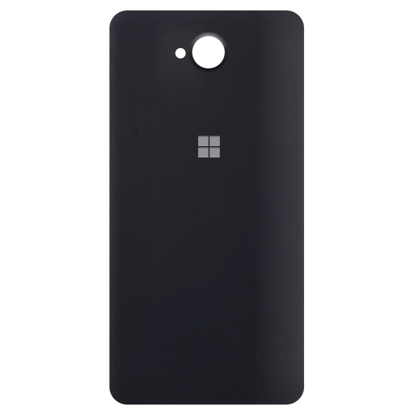 Replacement Battery Back Cover Microsoft Lumia 650 Black