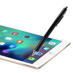 Capacitive Touch Screen Stylus Precision Tip Pen for Tablets - Black