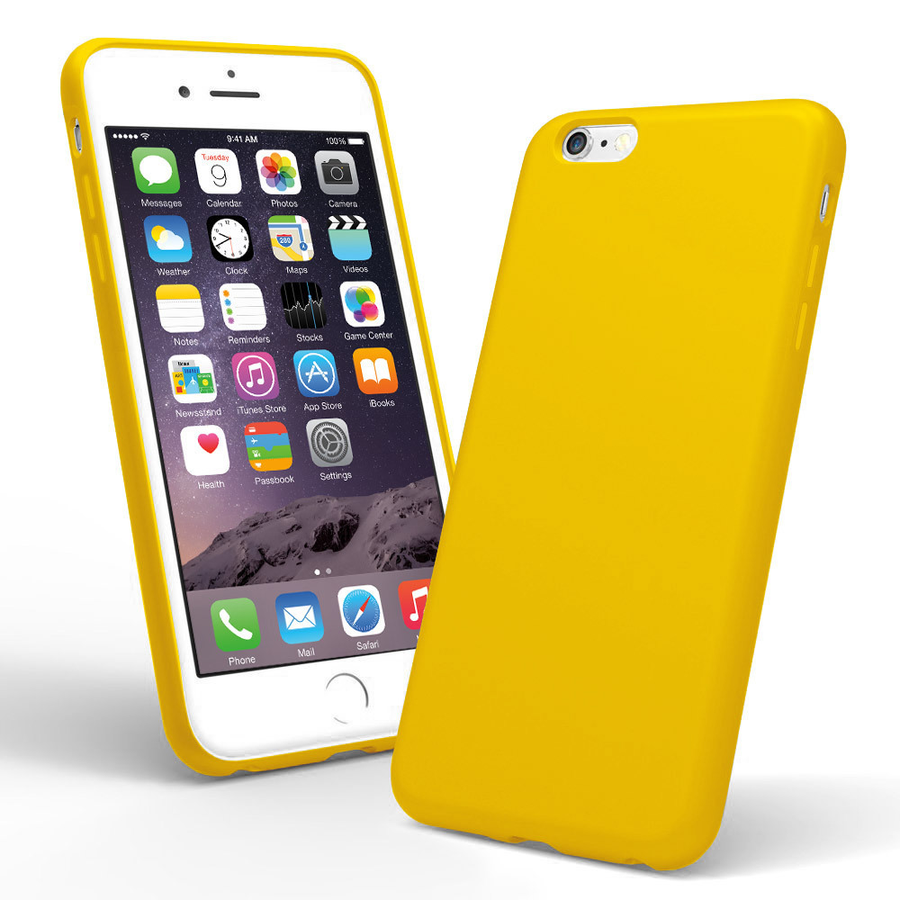 iphone y plus. spectrum silicone case - apple iphone 6 plus / 6s munsell yellow iphone y