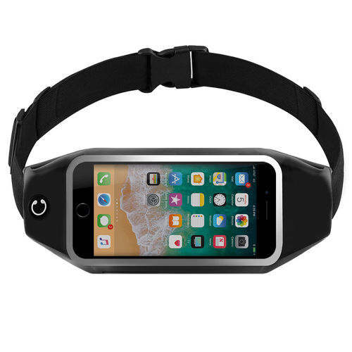 Sports Fitness Workout Waist Pack & Belt Clip Mobile Phone Holder Case