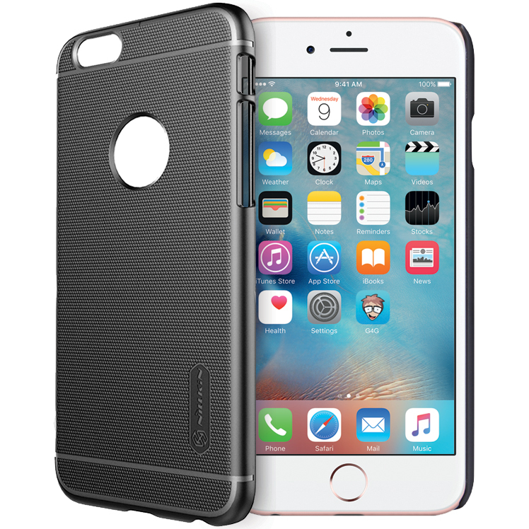 Nillkin Frosted Shield Case for Apple iPhone 6 Plus / 6s Plus - Black