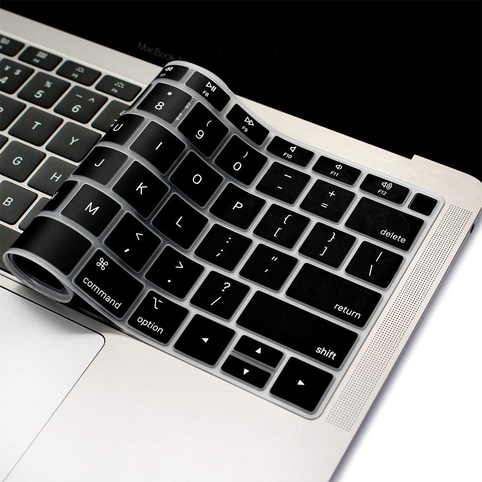 USA Fast Shipping Silicone Keyboard Skin Cover For Apple Macbook  Air  13/""