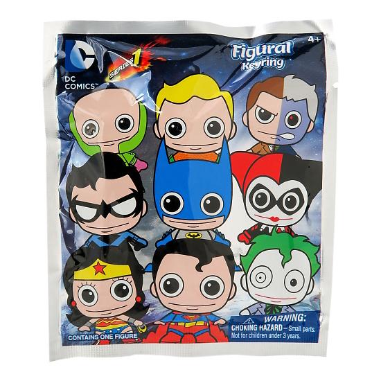 Monogram DC Comics Figural Key Ring Series 1-1 Blind Box
