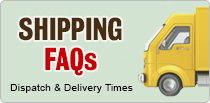 Shipping & Delivery Times