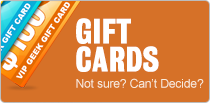 Gadgets4Geeks Gift Cards