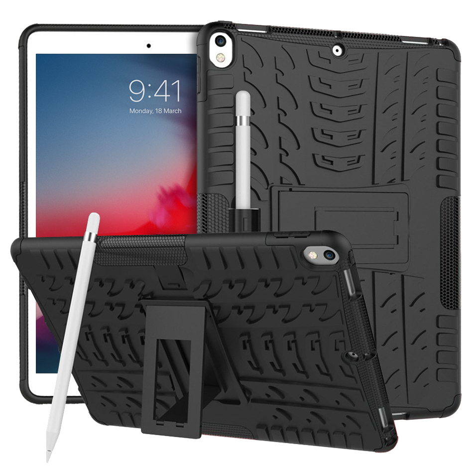 hot sale online bdb3b 62632 Tough Shockproof Case for Apple iPad Air 3 / Pro (10.5-inch)
