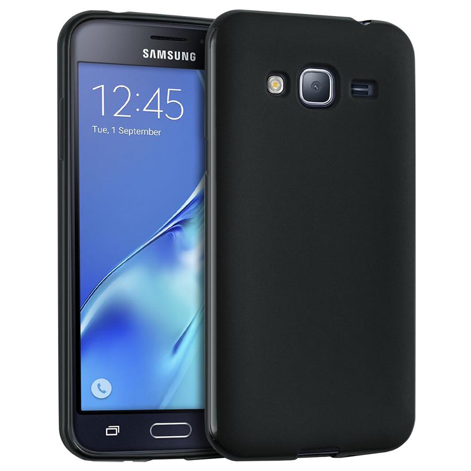 online store 331d0 d6aec Flexi Slim Stealth Case - Samsung Galaxy J3 (2016) - Black