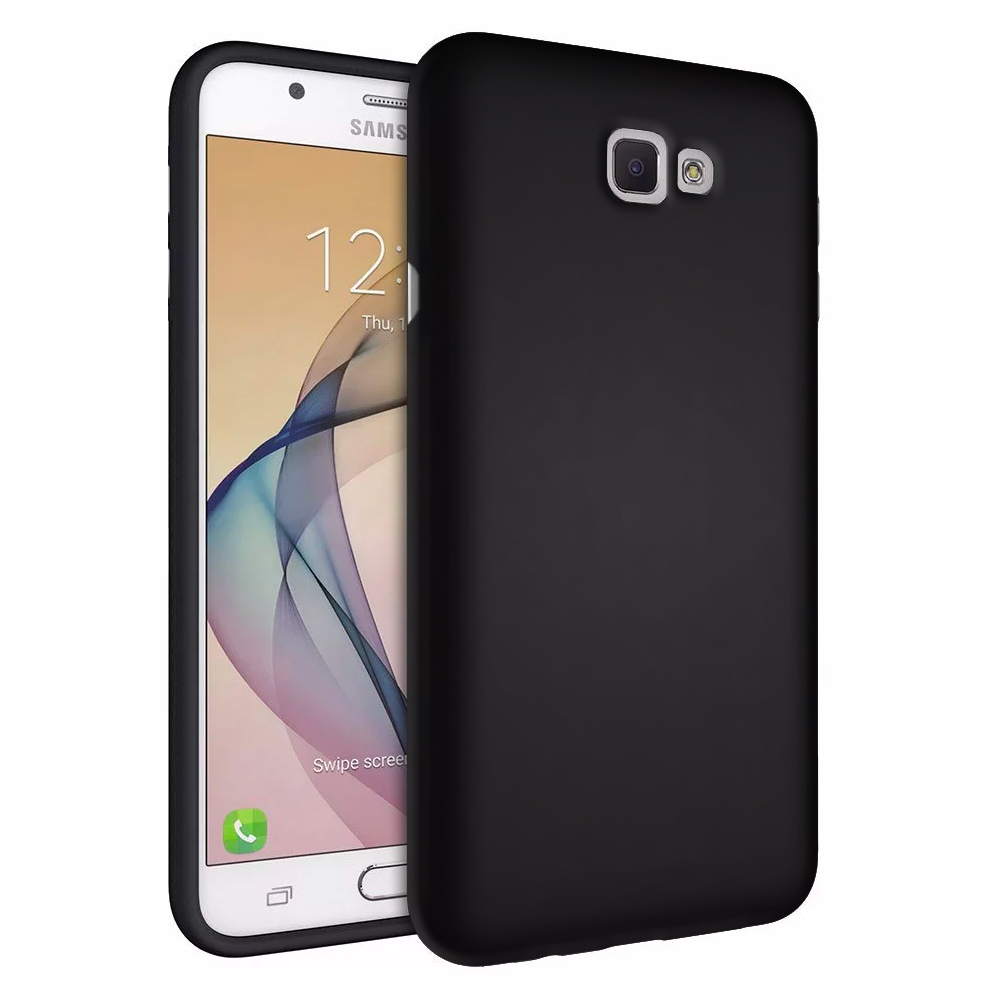 on sale d6035 6c46e Flexi Slim Stealth Case - Samsung Galaxy J7 Prime (Black)