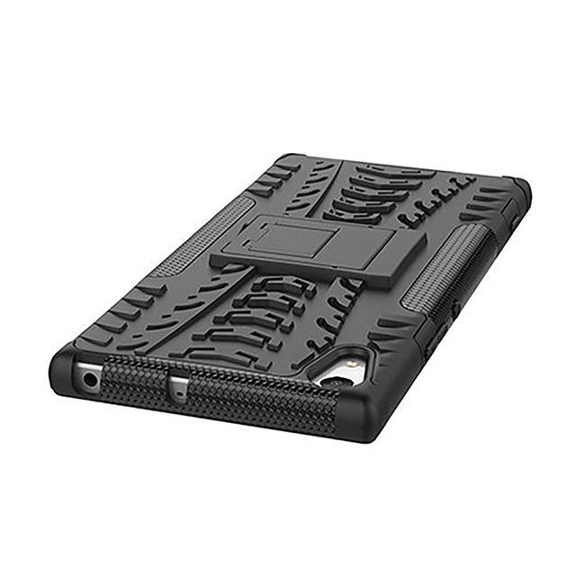 cheaper 28758 29535 Dual Layer Shockproof Case - Sony Xperia XA1 Ultra (Black)