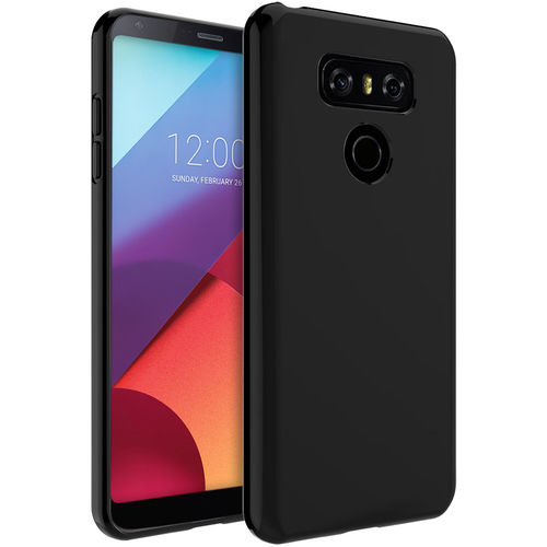 Flexi Slim Stealth Case for LG G6 - Black (Two-Tone)