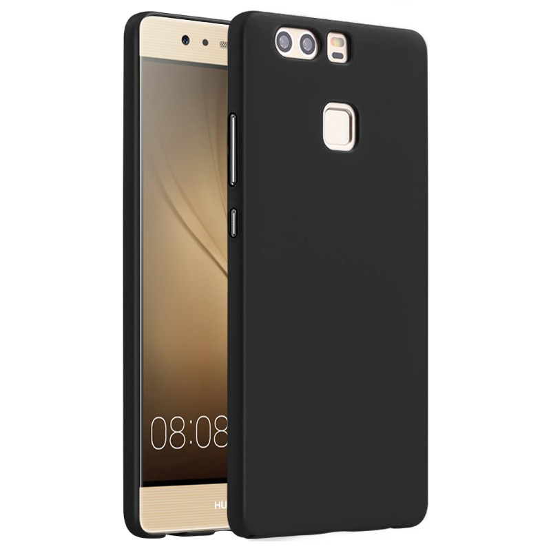 new styles fb40c 0ca1c Flexi Slim Stealth Case for Huawei P9 - Black (Two-Tone)