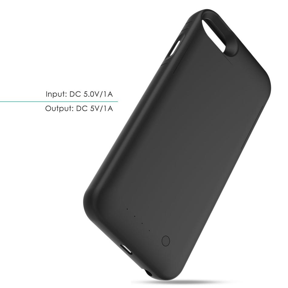 Maxnon 4000mah Battery Case Apple Iphone 8 Plus 7 Plus