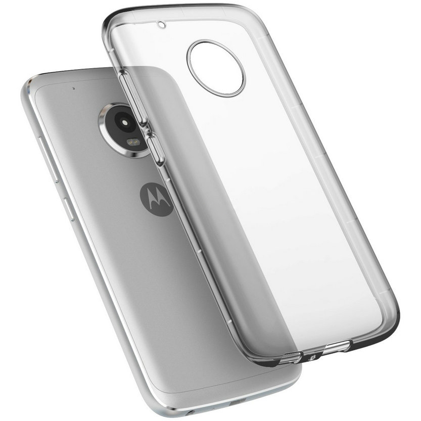 more photos e918f cf6da Flexi Shock Air Cushion Case - Motorola Moto G5 Plus (Clear)